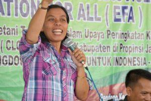 Bergerak Bersama Petani Perempuan