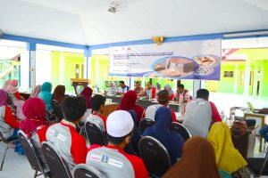 Respon Pasar, KUBE Marleena Gelar Pelatihan Pembuatan Bakso dan Nuget Ikan