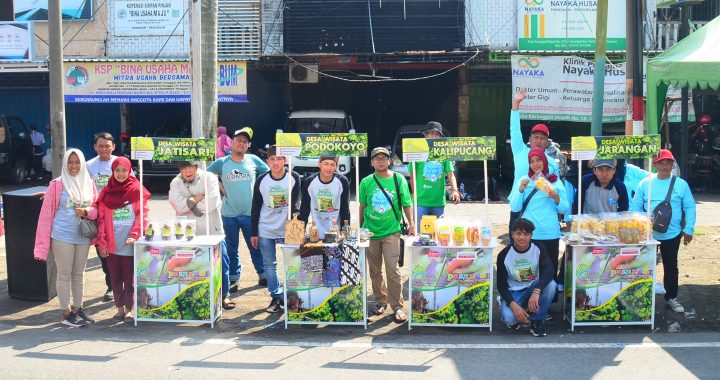 Produk Unggulan Desa Dewi Paramastri Hadir di CFD Pandaan