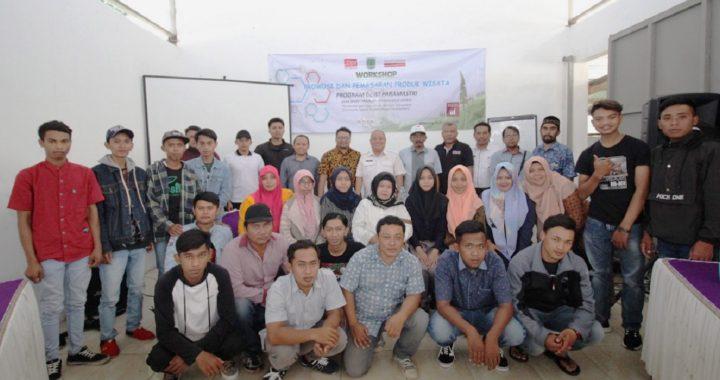 Workshop Promosi dan Pemasaran Produk Wisata
